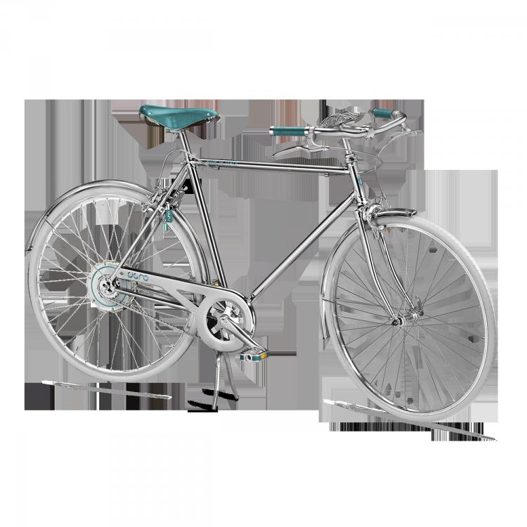 E-bike e-cigno