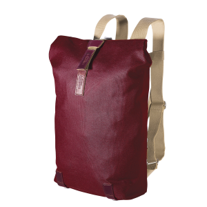 Zaino Brooks Pickzip Small CHIANTI